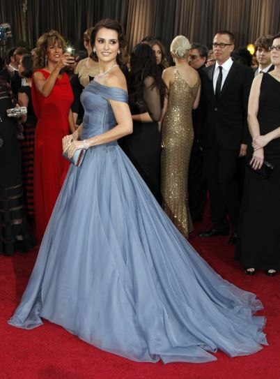 Oscars 2012: Red carpet