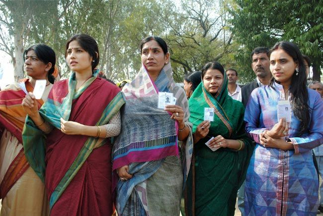 Fifth phase of UP polls