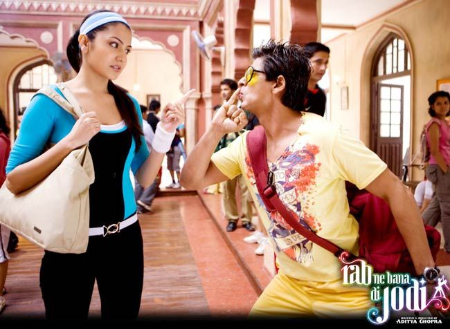 A still from Rab Ne Bana Di Jodi