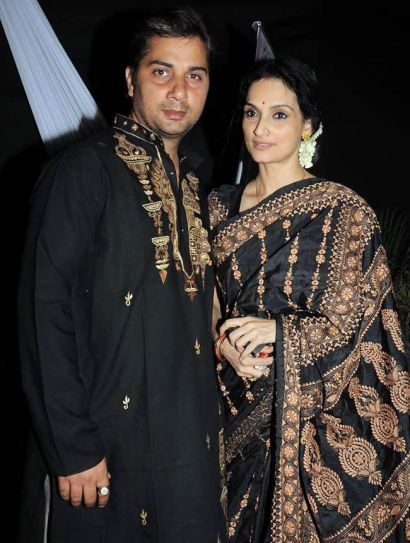 Varun and Rajeshwari Badola