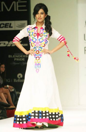 Day 5 of Lakme Fashion Week 2012