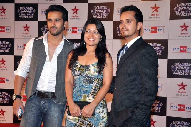 Pulkit Samrat, Amita Pathak and Raghav Sachar