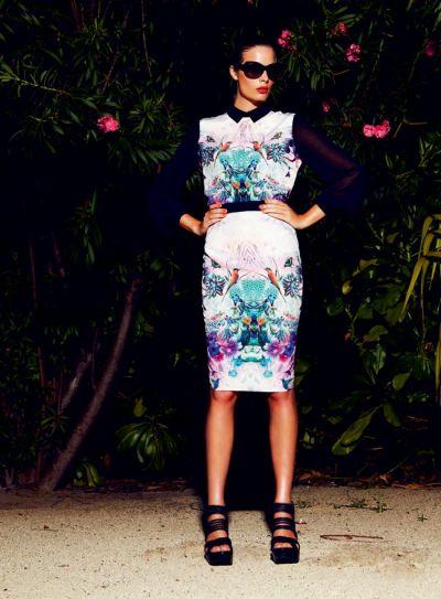 Florals fashion
