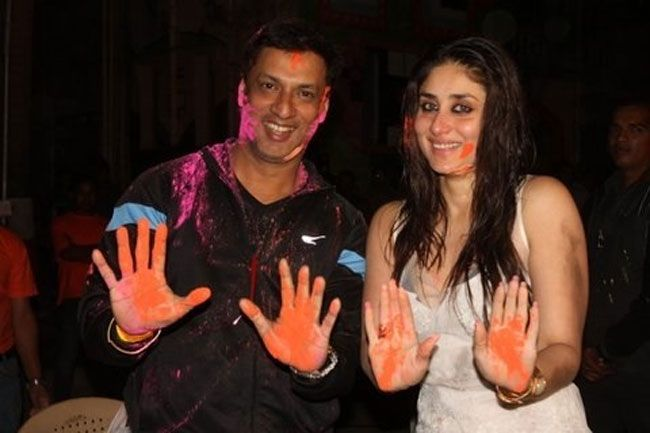 Kareena Kapoor and Madhur Bhandarkar