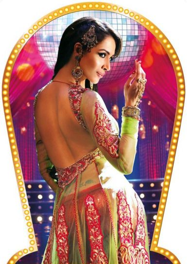 Malaika Arora Khan, Anarkali in Housefull 2
