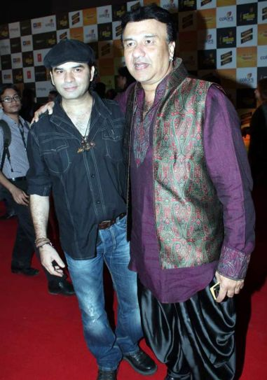 Mohit Chauhan and Anu Malik
