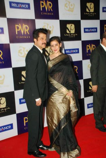Anil Kapoor and Manisha Koirala.