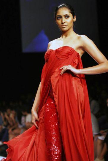 Day 1 of Lakme Fashion Week 2012