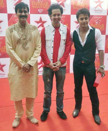 Akshay Sethi, Jiten Lalwani and Shyam Mashalkar