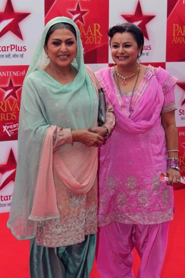 Anju Mahendru and Divyajyotee Sharma