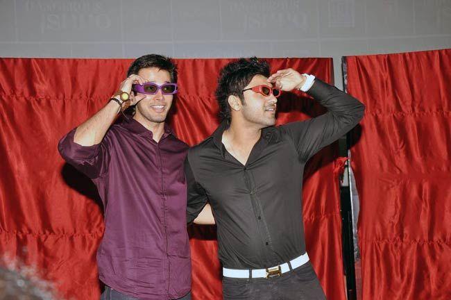 Rajneesh Duggal and Arya Babbar