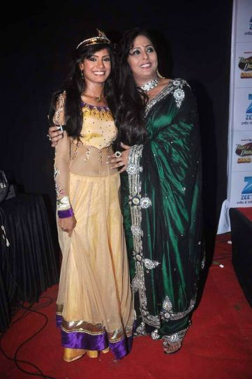 Rajasmita Kar and Geeta Kapoor