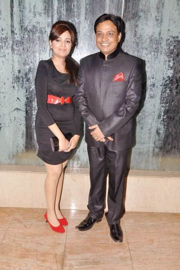 Sugandha Mishra and Rajeev Nigam