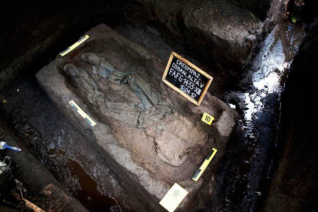 Guatemala mass grave