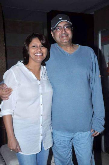 Pallavi Joshi and Vivek Vaswani