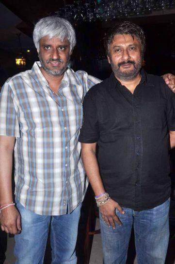 Vikram Bhatt and Rajiv Khera