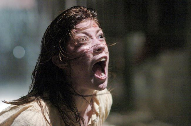 A still from The Exorcism of Emily Rose