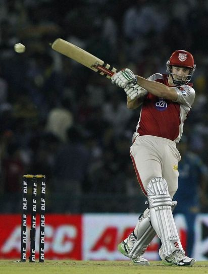 Kings XI Punjab's Shaun Marsh