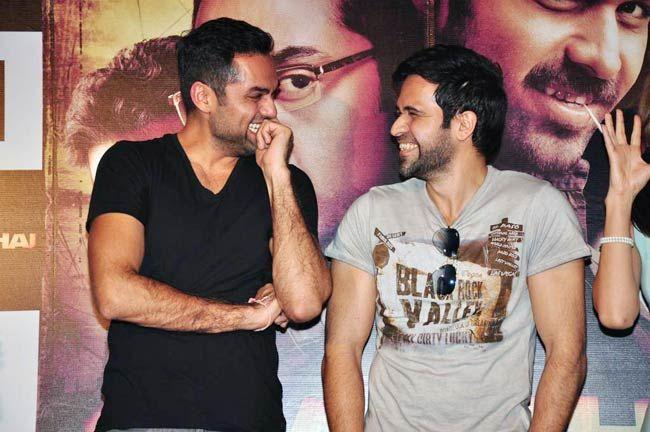 Abhay Deol and Emraan Hashmi