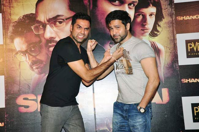 Abhay Deol and Emraan Hashmi