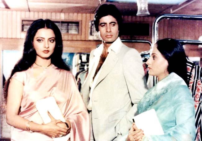 A still from Silsila