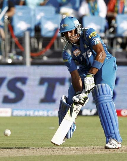 IPL 2012: Pune Warriors vs Delhi Daredevils photos