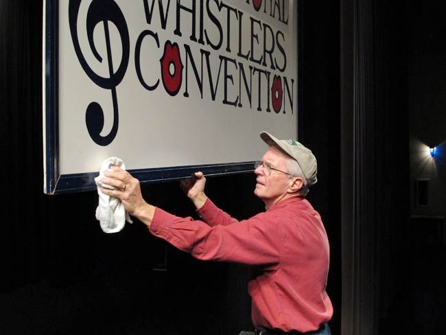 Whistler's convention