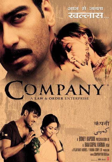 Company poster.