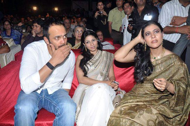 Rohit Shetty, Tanisha and Kajol
