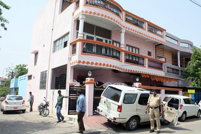Ganesh Kirar residence