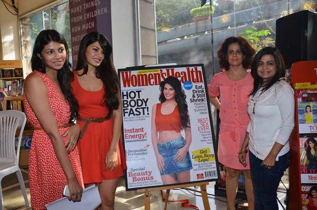 Jacqueline Fernandez, Sanghamitra Chakraborty, Shonali Sabherwal and Anshuka Parwani