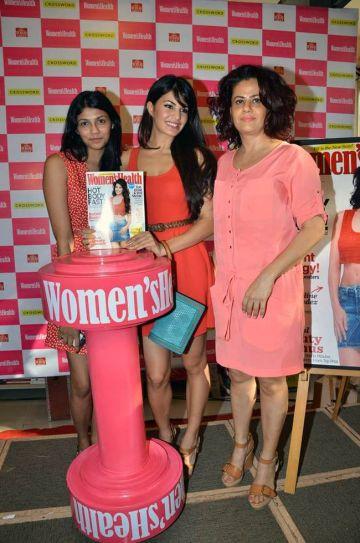 Jacqueline Fernandez, Shonali Sabherwal and Anshuka Parwani