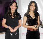 Rakshanda Khan and Pooja Ghai