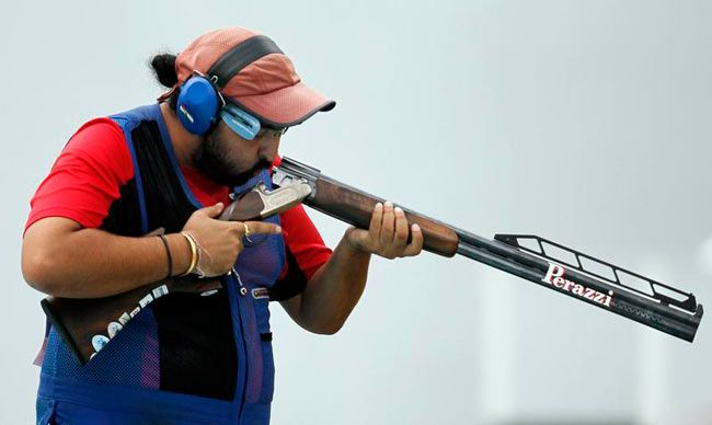 Ronjan Singh Sodhi: One of India's medal hopefuls at the 2012 London Olympic Games