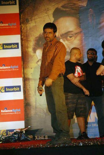 Dibakar Banerjee, Emraan Hashmi, Vishal ans Shekhar