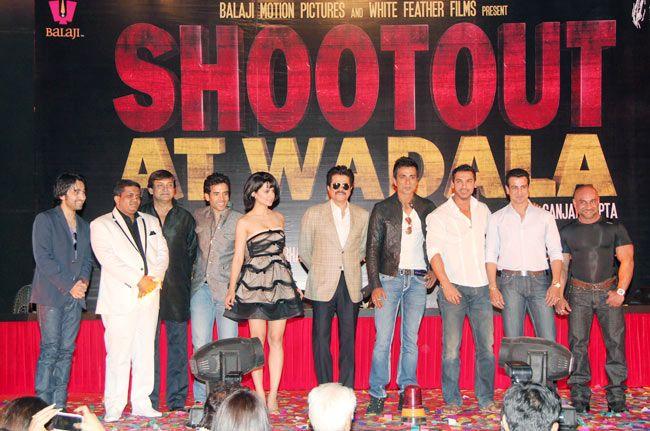 Shootout At Wadala launch