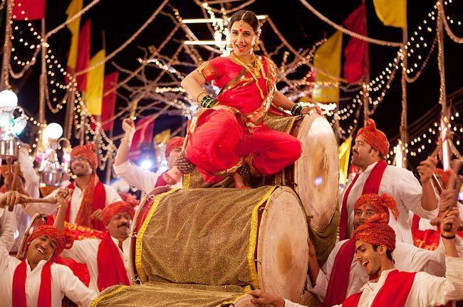 Vidya Balan in a still from Ferrari Ki Sawari