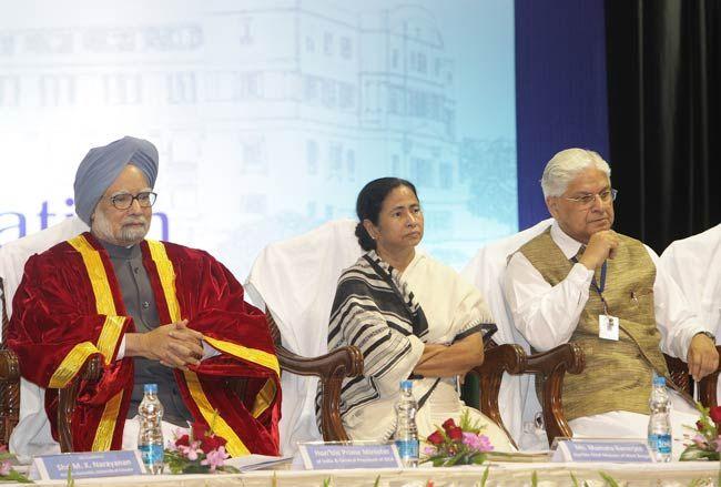 Manmohan Singh, Mamata Banerjee, Ashwani Kumar