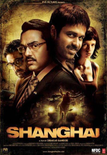 Shanghai movie poster