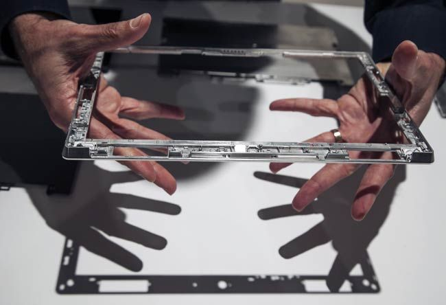 The new Microsoft Surface