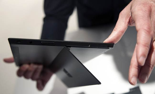 Microsoft tablet Surface