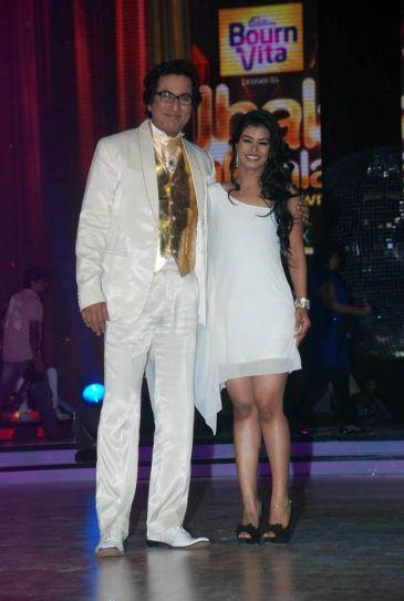 Talat Aziz and Ankita Maity