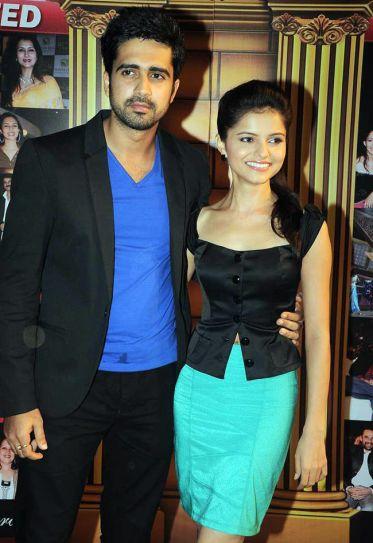 Rubina Dilak and Avinash Sachdev