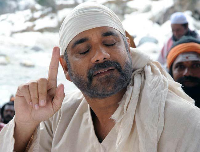 Nagarjuna as Shirdi Sai Baba
