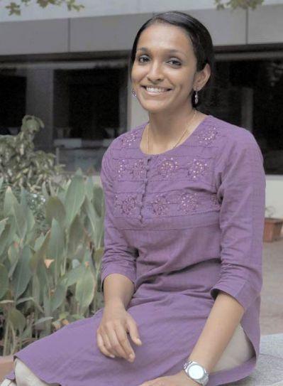 Nithya V. Raman