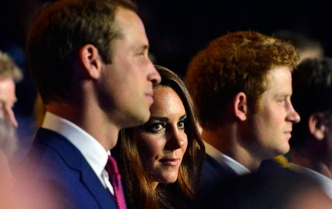 Prince William, Catherine, Prince Harry
