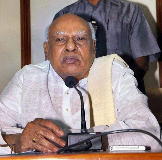 Tamil Nadu Governor K. Rosaiah