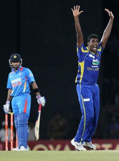 Lankan bowler