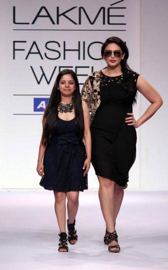 Huma Qureshi and Atithi Gupta