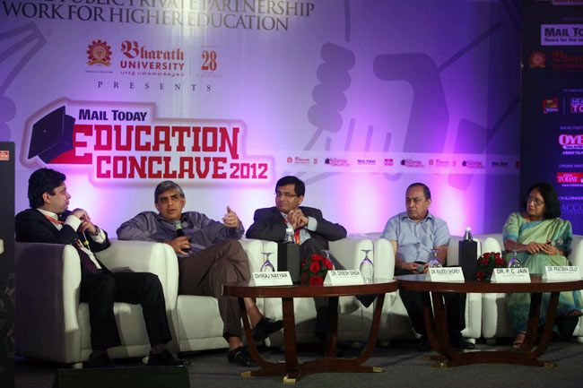 Mail Today Education Conclave 2012